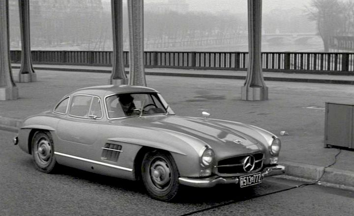 1957 Mercedes-Benz 300 SL Coupé [W198 I]
