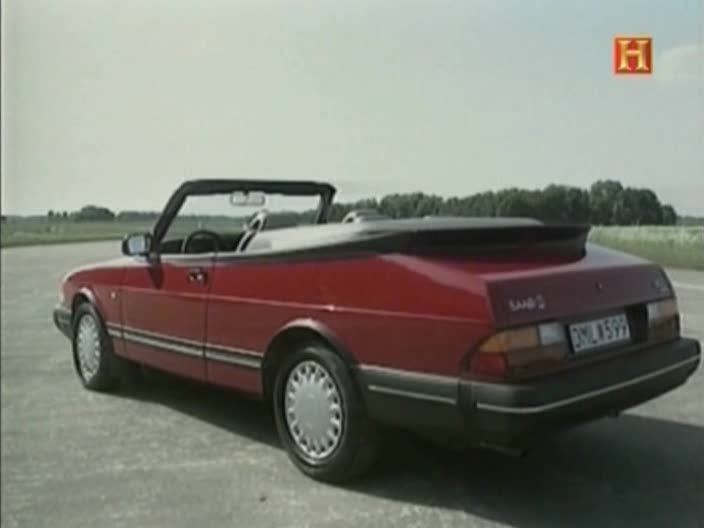 1992 saab 900 cabrio gen 1 in the history of. Black Bedroom Furniture Sets. Home Design Ideas