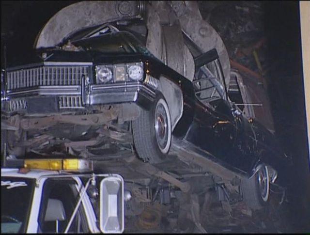 Monster Garage: Cadillac/Demolition Derby Car on AllMovie ...