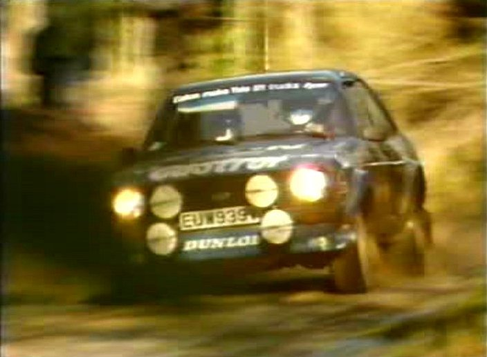 1979 Ford Escort RS 1800 MkII