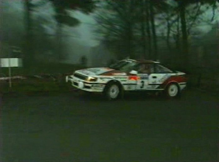 1989 Toyota Celica GT-Four Group A [ST165]