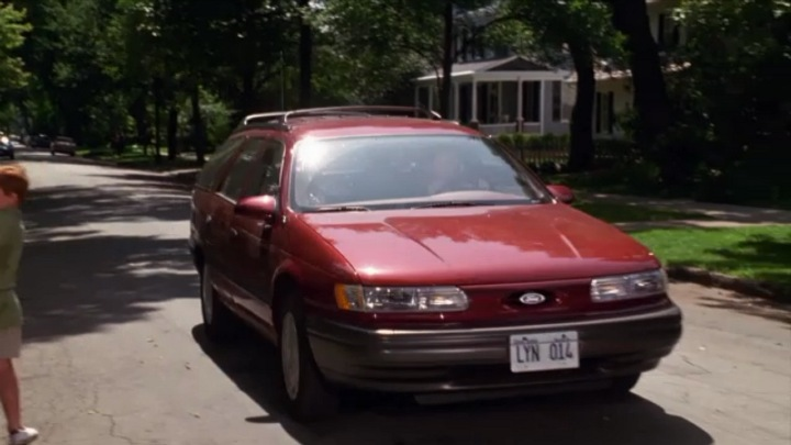 Imcdb Org 1992 Ford Taurus Wagon In Quot Dennis The Menace 1993 Quot