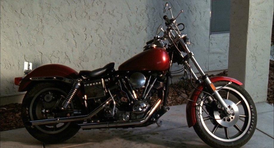 Imcdb Org 1985 Harley Davidson Fxr Low Rider In Quot Harley