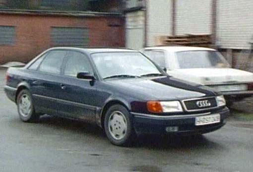 1991 audi 100 2 3 e c4 typ 4a in tatort ein wodka zuviel 1994. Black Bedroom Furniture Sets. Home Design Ideas