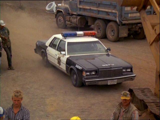 "IMCDb.org: 1979 Dodge St. Regis in ""Murder, She Wrote ..."