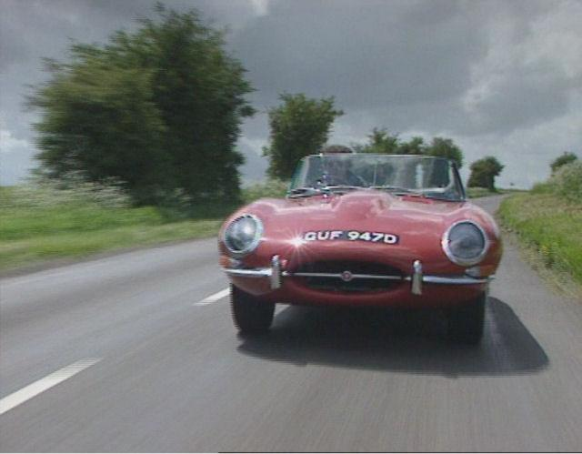 1966 Jaguar E-Type Open Two Seater Series I
