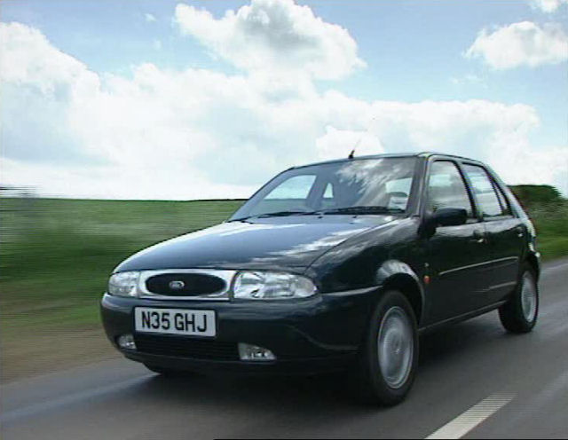 1996 ford fiesta ghia mkiv in clarkson unleashed on cars 1996. Black Bedroom Furniture Sets. Home Design Ideas