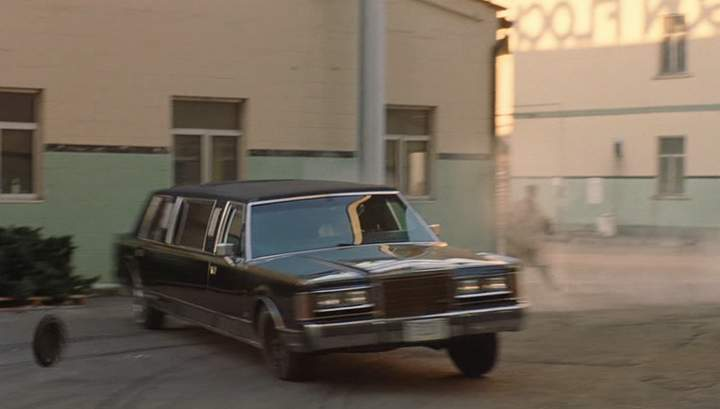 1989 Lincoln Town Car Stretched Limousine Krystal Koach