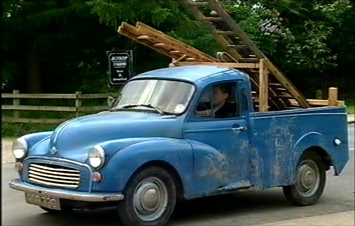 1961 Morris ¼-Ton O-Type Pick-up