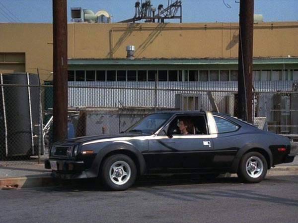Imcdborg 1978 Amc Concord Amx In Quotwonder Woman 1976 1979quot