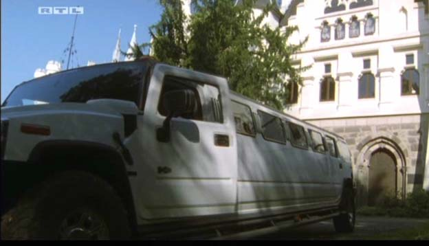 2003 Hummer H2 Stretched Limousine [GMT820]