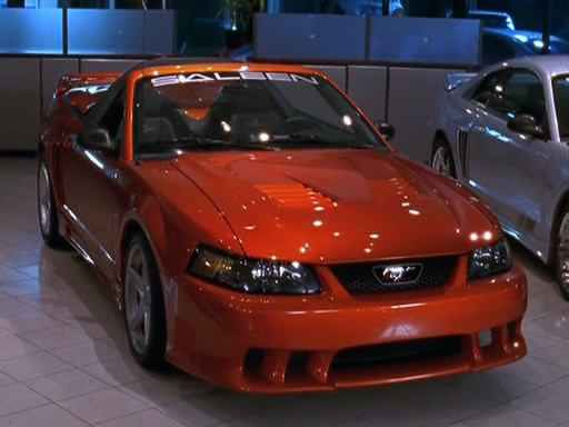 2001 Saleen S281 Speedster