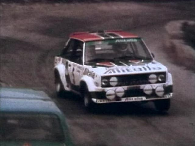 1977 Fiat-Abarth 131 Rally Series I [131AR]