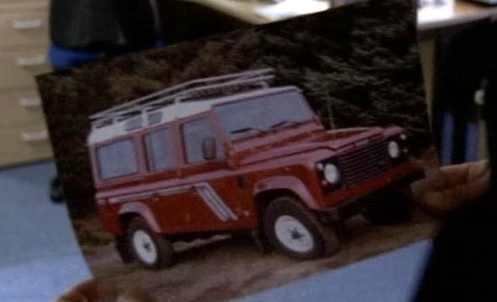 Land-Rover Defender 110 Station Wagon County