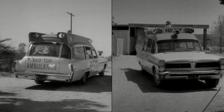 Cars Inspiration: 1963 pontiac bonneville ambulance