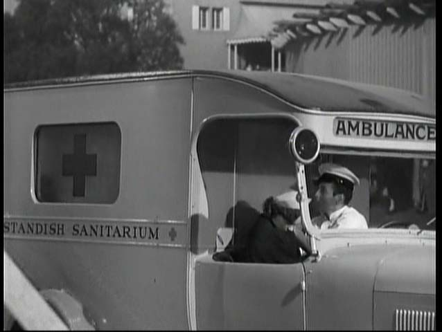 1927 Studebaker Big Six Ambulance