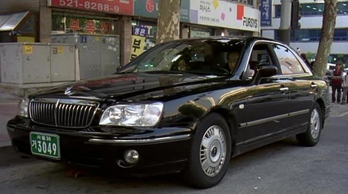 2002 Hyundai Grandeur XG 350 Series III