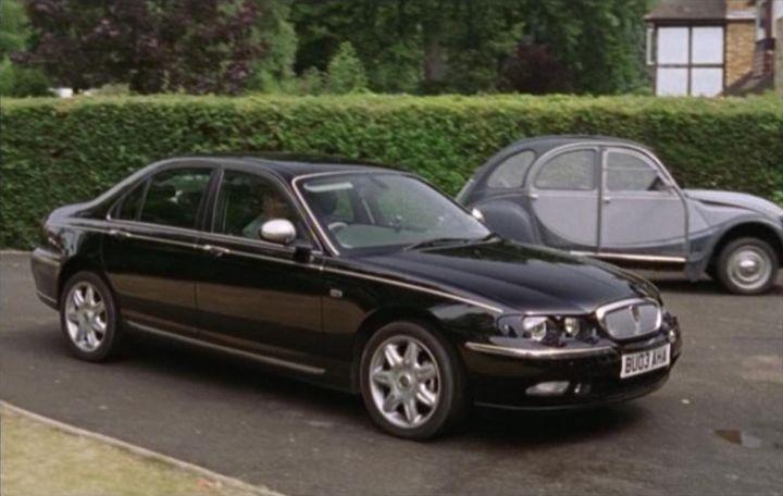 Imcdb Org 2003 Rover 75 2 0 V6 Connoisseur Se R40 In