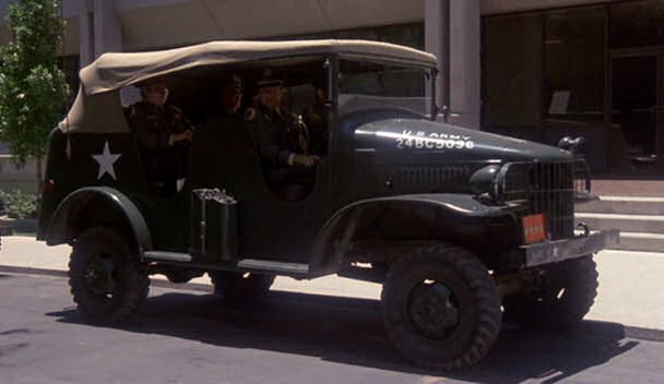 IMCDborg 1941 Dodge WC 6 [T207] in The Cat from Outer