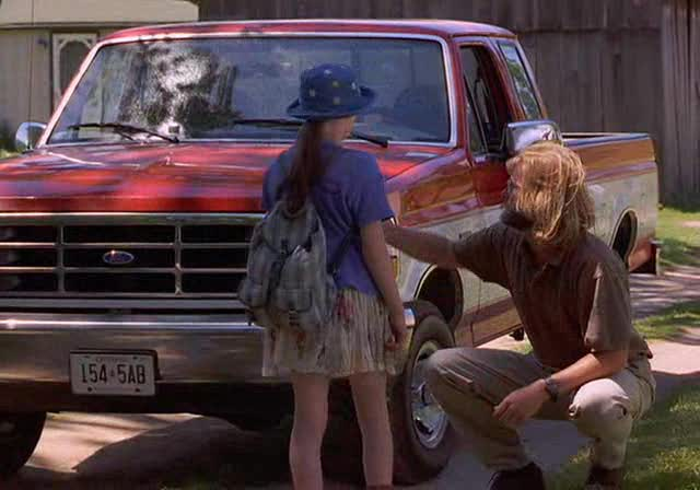 """IMCDb.org: 1995 Ford F-150 SuperCab XLT in """"Fly Away Home, 1996"""""""
