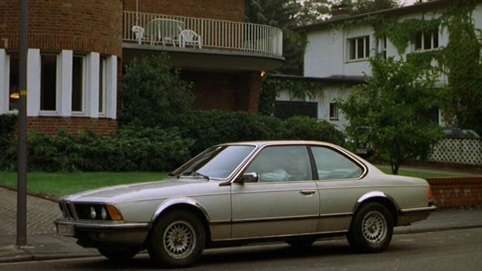 1982 BMW 628 CSi [E24]