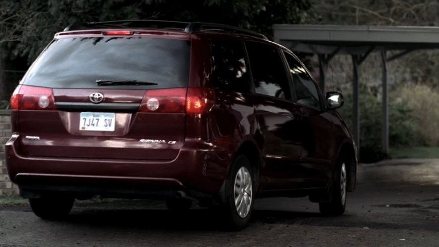 2006 Toyota Sienna CE [MCL20]