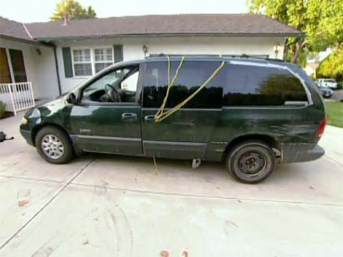 1998 Plymouth Grand Voyager SE Expresso [NS]