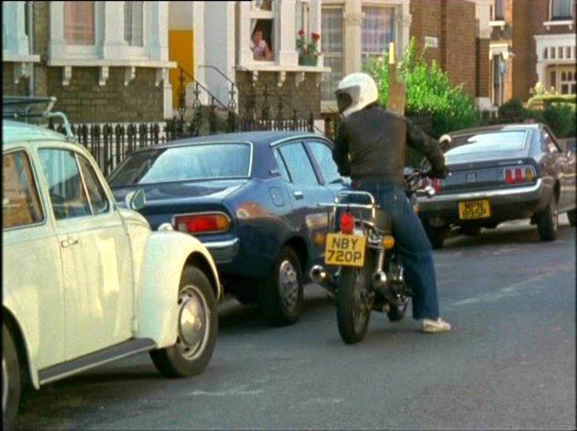 """IMCDb.org: 1977 Datsun 120Y GLS [B210] in """"The Sweeney ..."""