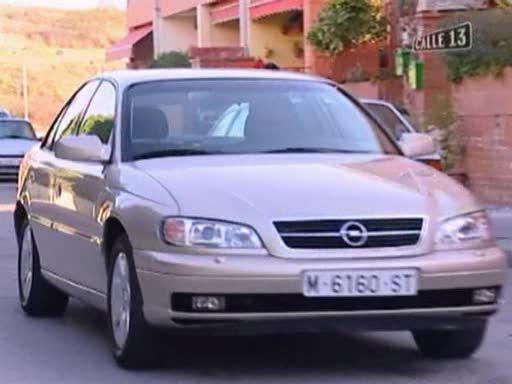 Opel Omega (2000-2003)