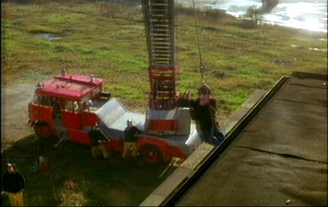 1961 AEC Mercury Merryweather Turntable Ladder