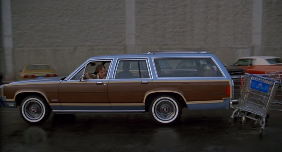 1983 Ford LTD Country Squire