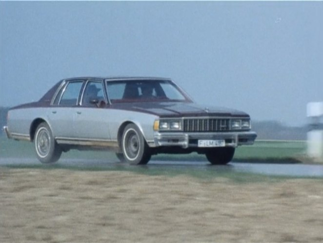 1979 Chevrolet Caprice ClassicChevy Caprice Classic