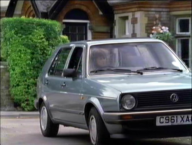"Used Cars In Ri >> IMCDb.org: 1986 Volkswagen Golf 1.8 GL II [Typ 19E] in ""Inspector Morse, 1987-2000"""