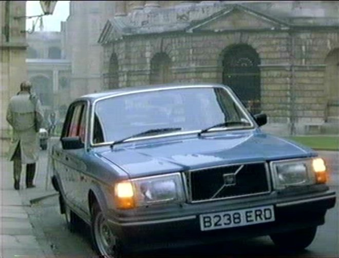 1984 Volvo 240 DL [244]