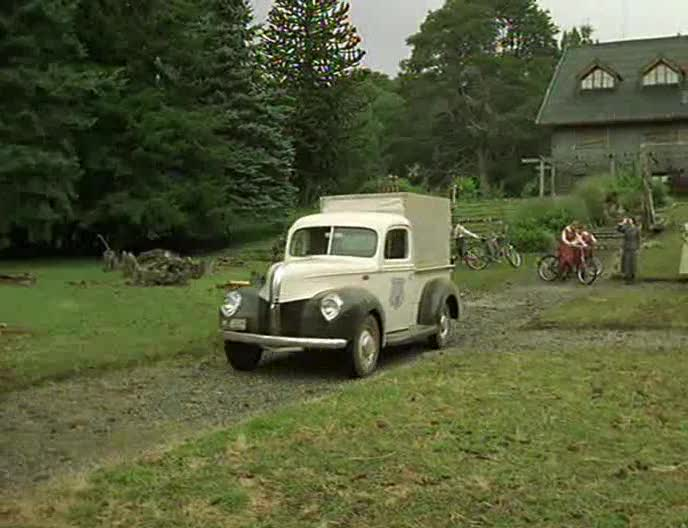1940 Ford ½-Ton Pick-Up [022A]
