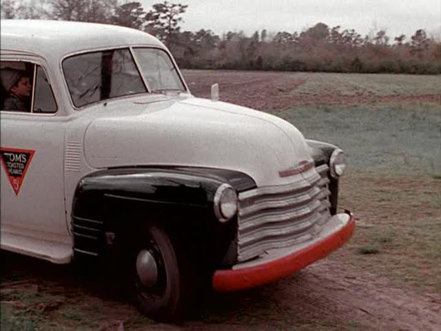 1951 Chevrolet Advance-Design Panel [3105]