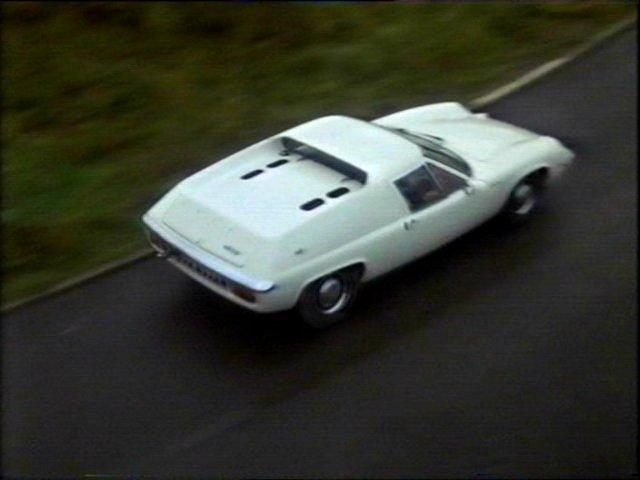 1969 Lotus Europa S2 [Type 54]