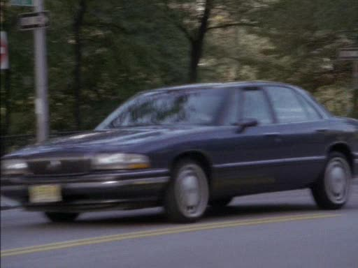 I on 1999 Buick Lesabre Grille