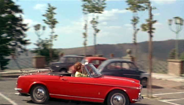 1960 Fiat 1500 S Cabriolet (O.S.C.A.) [118S]
