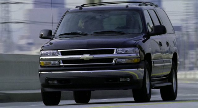 2005 chevrolet suburban 1500 ls gmt830 in numb3rs 2005 2010. Black Bedroom Furniture Sets. Home Design Ideas