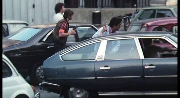 IMCDb.org: 1976 Citroën CX Pallas Série 1 in La balance