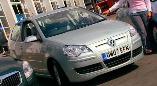 2007 Volkswagen Polo BlueMotion 2 IV [Typ 9N2]