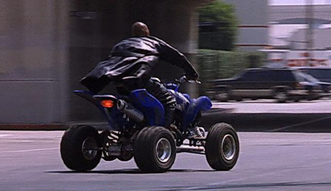 "Used Ford Raptor >> IMCDb.org: Yamaha YFM 660 R in ""Cradle 2 the Grave, 2003"""