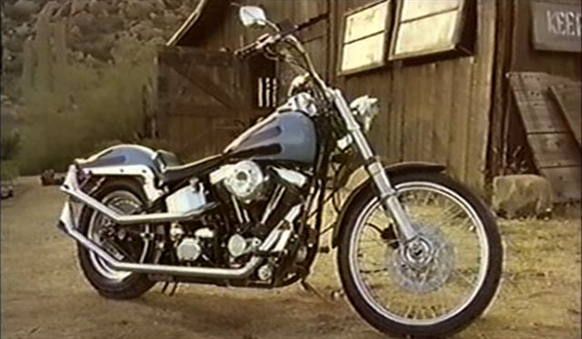 Bike In The Movie Stone Cold Page 3 Harley Davidson Forums