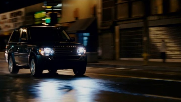 Land-Rover Range Rover Sport HSE [L320]