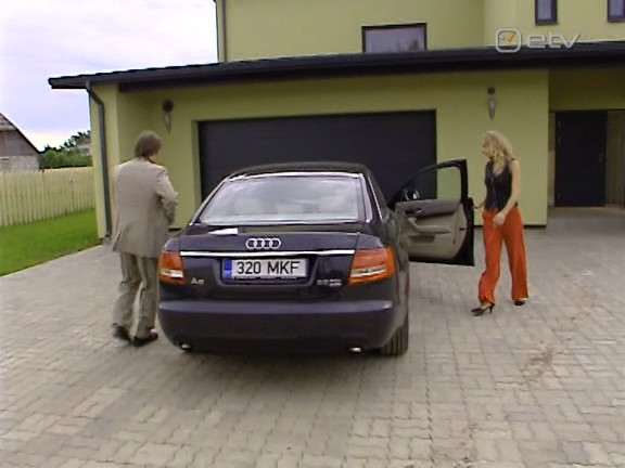 2005 Audi A6 3.0 TDI quattro C6 [Typ 4F]