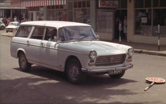 1971 Peugeot 404 Station Wagon