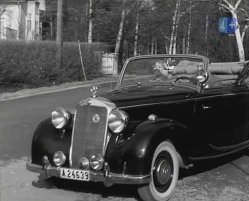 1950 Mercedes-Benz 170 S Cabriolet A [W136.042]