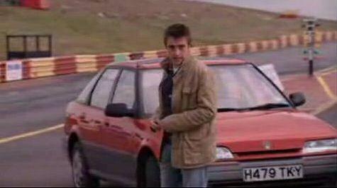 1991 Rover 214 Si [R8]