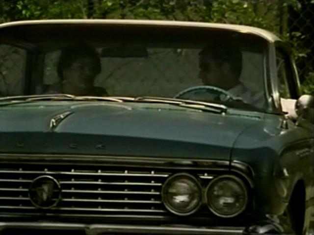 1997 Buick Lesabre. 1961 Buick LeSabre Four-Door